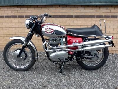 Lot 46-1970 BSA A65 Firebird