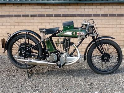 Lot 53-1928 BSA L28 SS Replica