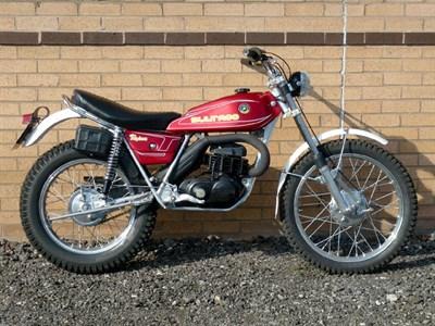Lot 25-1978 Bultaco Alpina 350