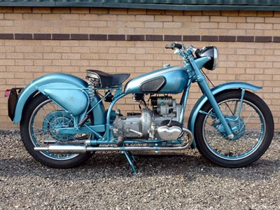 Lot 40-1953 Douglas MK5