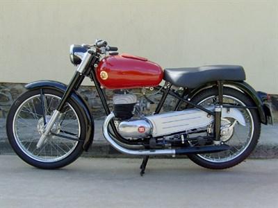 Lot 33-1962 Montesa Comando