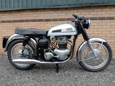 Lot 34-1965 Norton Atlas