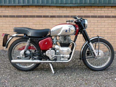 Lot 35 - 1959 Royal Enfield Constellation