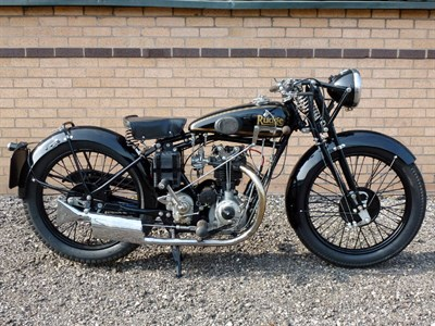 Lot 39 - 1934 Rudge Radial