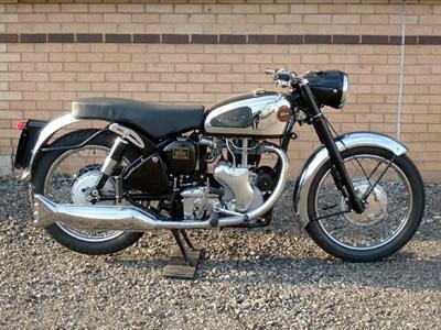 Lot 51-1960 Velocette Venom