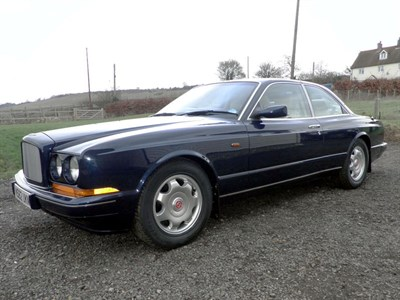 Lot 52-1994 Bentley Continental R