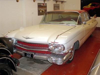 Lot 20 - 1959 Cadillac Sedan de Ville