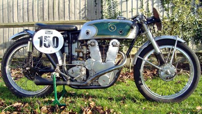 Lot 68-1952 LEF 125cc