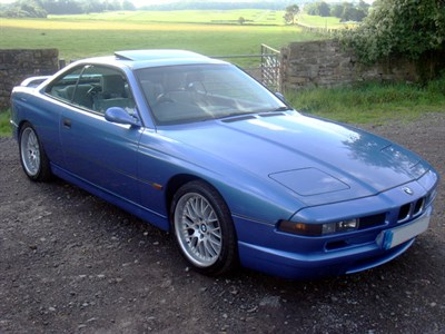 Lot 58-1998 BMW 840Ci