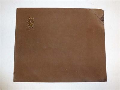 Lot 28 - Pre-War Armstrong Siddeley Sales Brochure