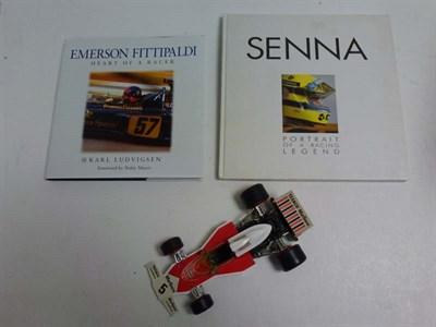 Lot 38 - Senna/Fittipaldi Ephemera