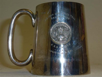 Lot 51 - An EPNS Brooklands Award