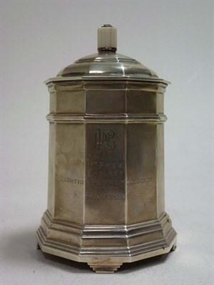 Lot 52 - A Silver Brooklands Award