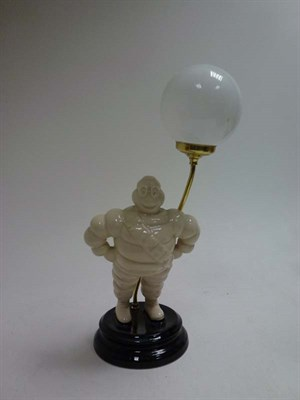 Lot 56 - A Michelin lamp