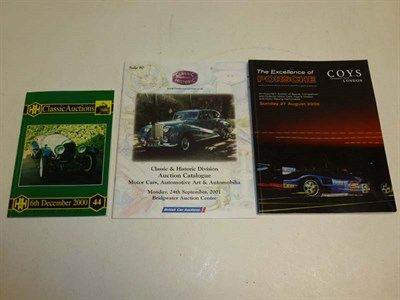 Lot 59 - A Collection of Auction Catalogues