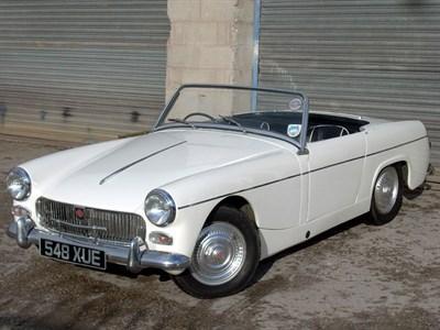 Lot 28 - 1961 MG Midget