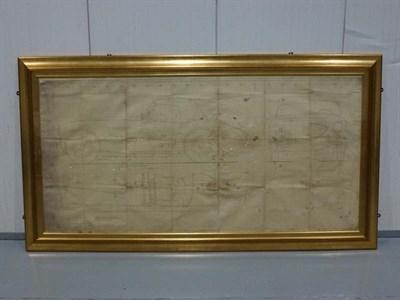 Lot 34 - Austin Healey Original Assembly Diagram