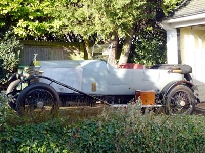 Lot 27 - 1924 Rolls-Royce 20hp Tourer