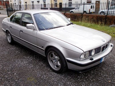 Lot 37 - 1992 BMW M5