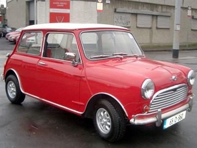 Lot 53 - 1965 Morris Mini Cooper S