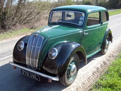 Lot 11 - 1947 Morris Eight Series E