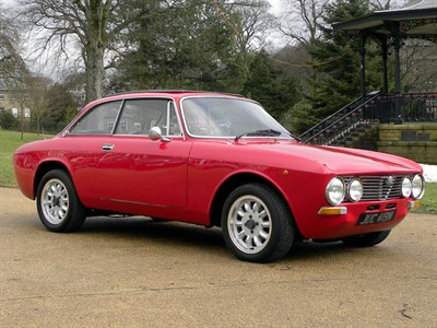 Lot 61-1975 Alfa Romeo GT 1600 Junior