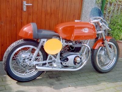 Lot 58-1965/66 BSA A65