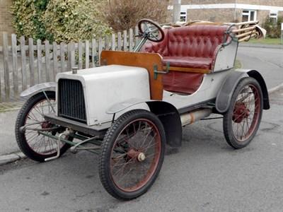 Lot 28 - 1905 Rover 6hp Tourer