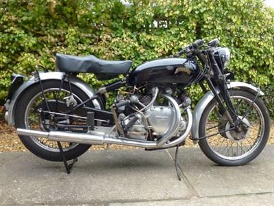 Lot 67-1951 Vincent Rapide Series C