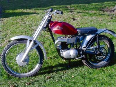 Lot 24-1966 Cotton 250cc Trials