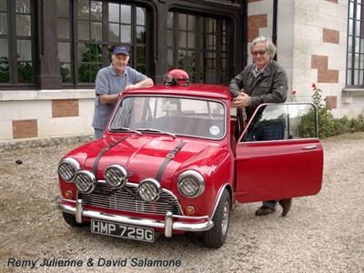 Lot 10 - 1965 Morris Mini Cooper S