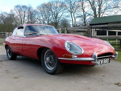 Lot 34 - 1966 Jaguar E-Type 4.2 Coupe