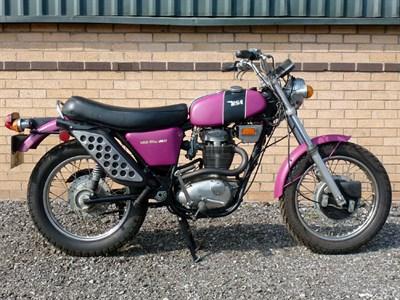 Lot 16-1971 BSA B50SS