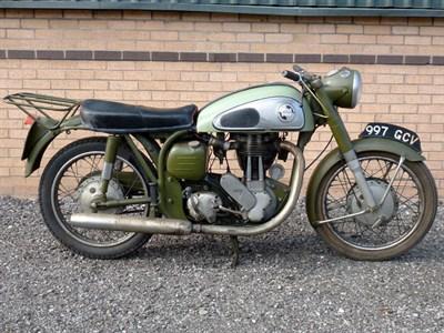 Lot 7-1960 Norton ES2