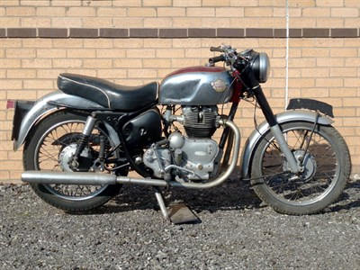 Lot 17 - 1959 Royal Enfield Constellation