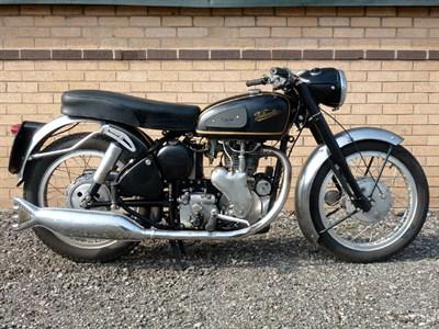Lot 13-1960 Velocette Venom