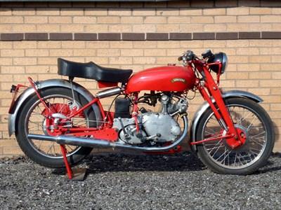Lot 19-1952 Vincent Comet Series C