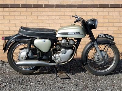 Lot 15-1964 Norton Electra