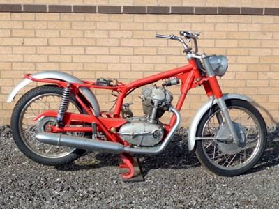 Lot 6-1960s Ducati Monza