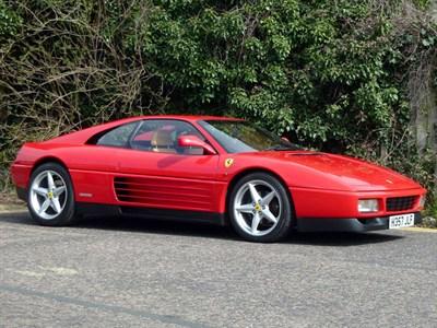 Lot 18 - 1990 Ferrari 348 TB