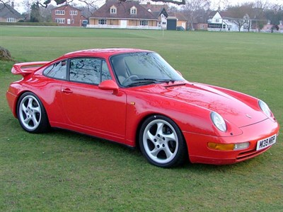 Lot 79-1994 Porsche 911 Carrera
