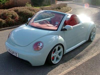 Lot 39 - 2004 Volkswagen Beetle Cabriolet