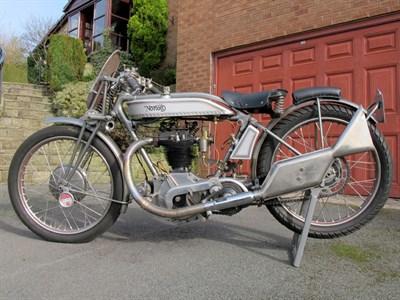 Lot 64-1926 Norton Model 18