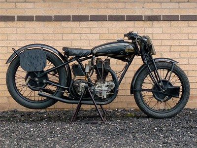 Lot 36 - 1929 Rudge Ulster