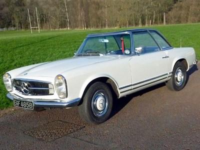 Lot 6 - 1964 Mercedes-Benz 230 SL