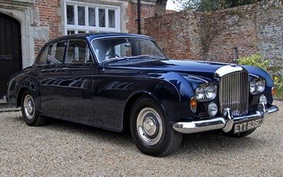 Lot 66 - 1965 Bentley S3 Continental James Young Saloon
