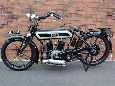 Lot 22-1913 AJS Model D