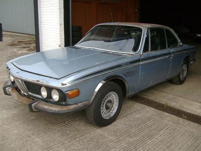 Lot 76 - 1973 BMW 3.0 CSL