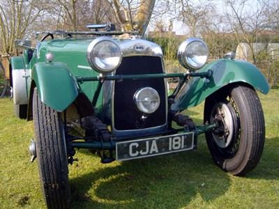 Lot 78 - 1947 HRG 1100