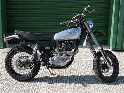 Lot 80-1976 Yamaha XT500